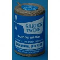Cardoc Spool Natural Jute Fillis Garden Twine - 3Ply - 200g